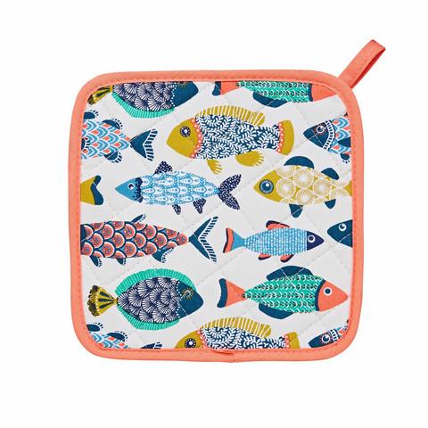 Patalappu värikkäät kalat