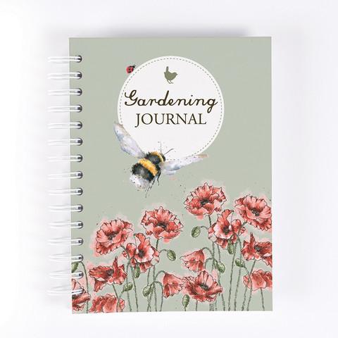 Wrendale Gardening Journal kierrevihko