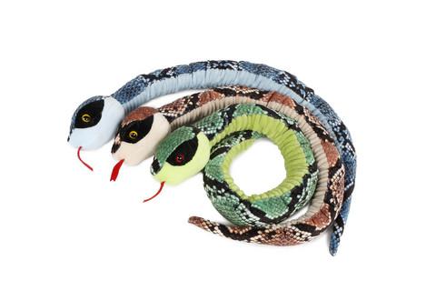 Pieni ruskea käärme