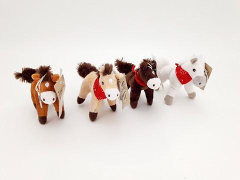 Avaimenperä beige hevonen