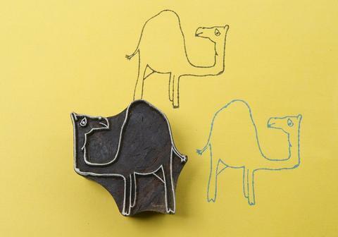 Leimasin kameli