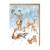 Wrendale joulukalenterikortti metsän eläimet