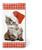 Jouluinen kissa nenäliina