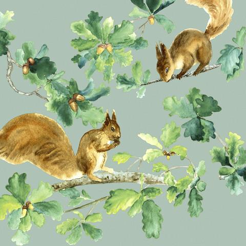 Oravaiset ruokaservetit