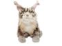 Harmaa Maine Coon kissapehmo