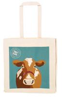 Lehmä ostoskassi