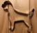 Piparkakkumuotti Koira 1