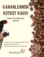 Kananlennon Kotkot Kahvi