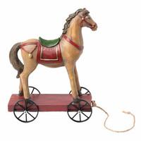 Hevonen pyörillä