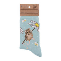 Wrendale hiirulainen sukat
