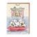 Wrendale joulukalenterikortti koiranpennut