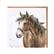 Wrendale hevosenpää kortti