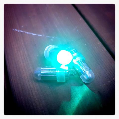 LED pikkuvalo lisävaruste