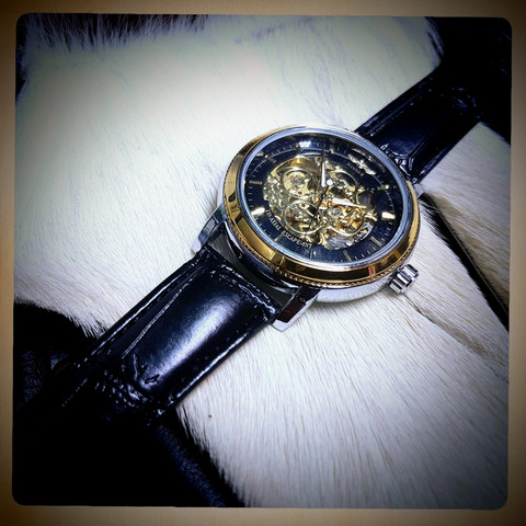 Mechanical Wristwatch Big size