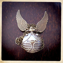 Pocket Watch ball style in HP Snitch style