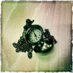 Small Battery Ball Pocketwatch