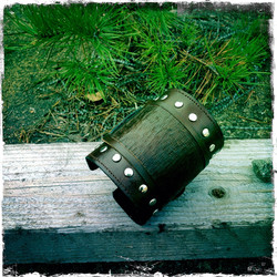 Basic Leather Cuff