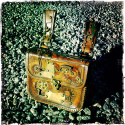 Steam Punk Belt Bag