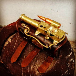 Deluxe SteamPunk Gun Cannon Model2