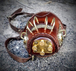 SteamPunk Mask, Long Face