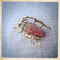 Big Bug brooch