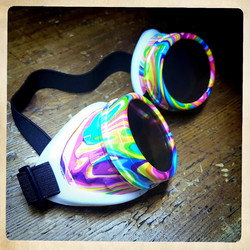 Special coloured goggles