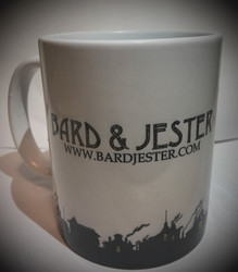 Mechanical Giant Mug by Bard & Jester