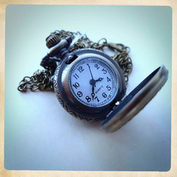 Small battery Pocket Watch