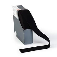 Prym: Bokserikuminauha 38mm, musta