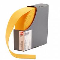 Prym: Bokserikuminauha 38mm, keltainen