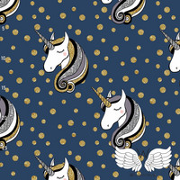 WCollection, luomutrikoo: Unicorn, Poseidon