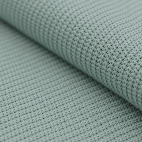 Neulos: Big knit, aqua