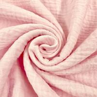 Double gauze: Harsokangas, vaaleanpunainen