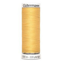 Gütermann ompelulanka 200m: Keltainen 415