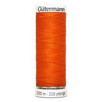 Gütermann ompelulanka 200m: Oranssi 351