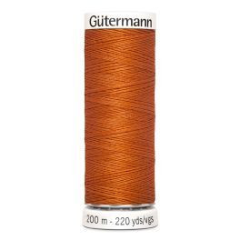 Gütermann ompelulanka 200m: Oranssi 982