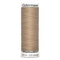 Gütermann ompelulanka 200m: Beige 215