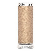 Gütermann ompelulanka 200m: Beige 170