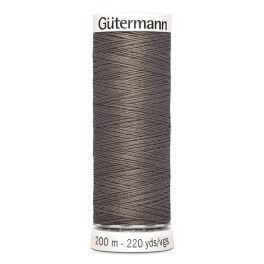 Gütermann ompelulanka 200m: Ruskea 669