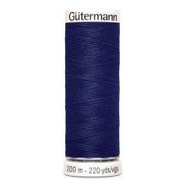 Gütermann ompelulanka 200m: Tummansininen 309