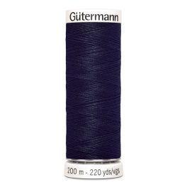 Gütermann ompelulanka 200m: Tummansininen 339