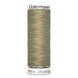 Gütermann ompelulanka 200m: Vihreä 258