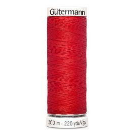 Gütermann ompelulanka 200m: Punainen 364
