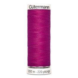 Gütermann ompelulanka 200m: Pinkki 877