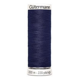 Gütermann ompelulanka 200m: Tummanvioletti 575