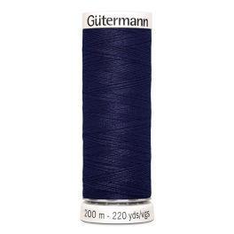 Gütermann ompelulanka 200m: Tummanvioletti 324