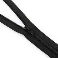 Metrivetoketju spiraali 4mm, musta ja valkoinen 1m