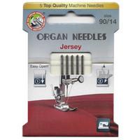 Ompelukoneneula: Organ Jersey 90/14