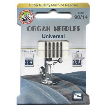 Ompelukoneneula: Organ Universal 90/14