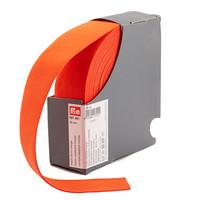 Prym: Bokserikuminauha 38mm, oranssi